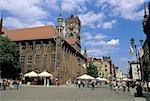 Poland, Torun, City hall