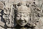 Indonesia, Bali, Beji Temple, detail