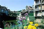 France, Aquitaine, Salies-de-Béarn