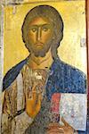 Chypre, Nicosie, le Musée byzantin, icône