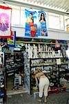 Boutique de souvenirs de Paphos, Chypre