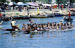 China, Hong Kong, annual Dragon-Boat race