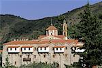 Chypre, monastère de Machairas