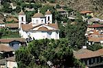 Église Byzantine Kakopetria, Chypre