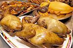 China, Hong Kong, Wan Chai District, roasted ducks