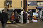 Algeria, Kabylia, Bouira, market