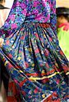 Roumanie, robe de femme ROM