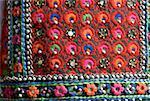 Roumanie, Maramures, Mara Valley, traditionnelles de tissage
