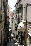 Voie de Dalmatie, Dubrovnik, Croatie