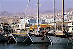 Port d'Eilat, Israël