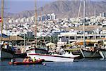 Israel, Eilat, harbour