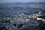 Israel, aerial view of Jerusalem