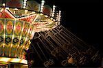 Swing Ride at Carnival