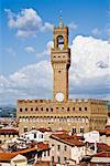 Palazzo Vecchio, Florence, Italie