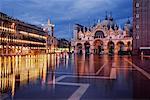 Place Saint-Marc, Venise, Italie