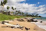 Beach at Wailea, Maui, Hawaii, USA