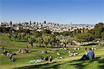 Dolores Park, San Francisco, California, USA