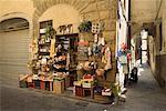 Market in Florence, Tuscany, Italy