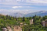 Sierra Nevada Granada, Andalucia, Spain