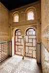 Casa Real, Alhambra, Granada, Andalucia, Spain