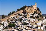 Montefrio, Andalucia, Espagne