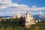 Alcazar of Segovia, Segovia, Castile and Leon, Spain