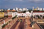 Teatro Colon and the City Center, Cartagena, Colombia