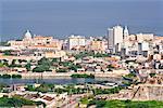 Overview of Cartagena from Convento de la Popa, Cartagena, Colombia