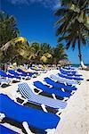 Uvero Beach, Costa Maya, Mexico