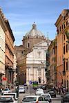 Corso Vittorio Emanuele, Rome, Italy
