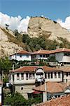Habitations de Melnik, Bulgarie
