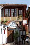 Vieille ville de Plovdiv, Bulgarie, habitation