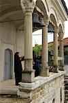 Bulgarie, Sveta Troitsa, monastère de la Trinité Sainte