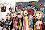 Uzbekistan, Bukhara, puppet theatre