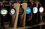 Ireland, Dublin, pub, beer pumps