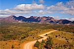 Flinders Ranges, Flinders Ranges National Park, South Australia, Australia