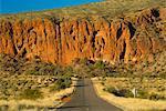 Glen Helen Gorge, West MacDonnell National Park, Northern Territory Australia