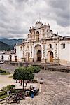Catedral de San Jose, Antigua, Guatemala