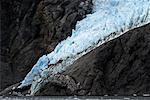 Glacier Fiord, canal de Beagle, Chili, Patagonie