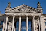 Reichstag Facade, Berlin, Germany