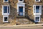 Extérieur de maison, Fife, Scotland