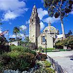 Museum of Man, Balboa Park, San Diego, California, USA