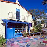Artist's Studio in Spanish Village, Balboa Park, San Diego, California, USA