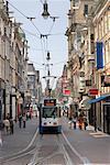 Streetcar, Amsterdam, Netherlands