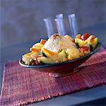 Vite fait de couscous de légumes