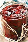 morello cherry jam