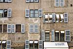 Exterior of Building, Geneva, Switzerland