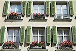 Extérieur du bâtiment, Berne, Suisse