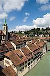 La rivière Aar, Berne, Suisse