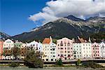 Inn River, Innsbruck, Austria